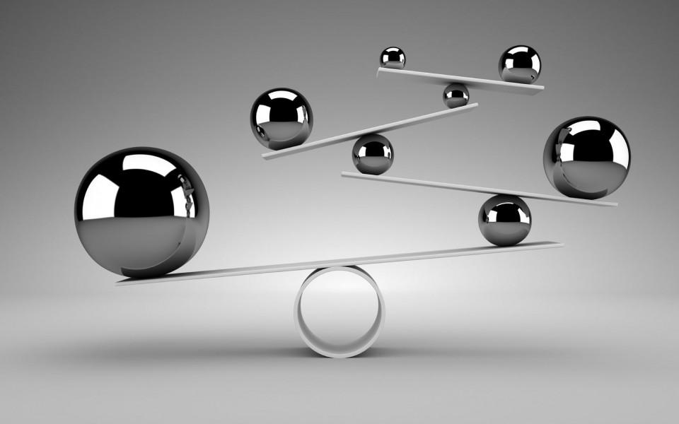 Balacing Balls